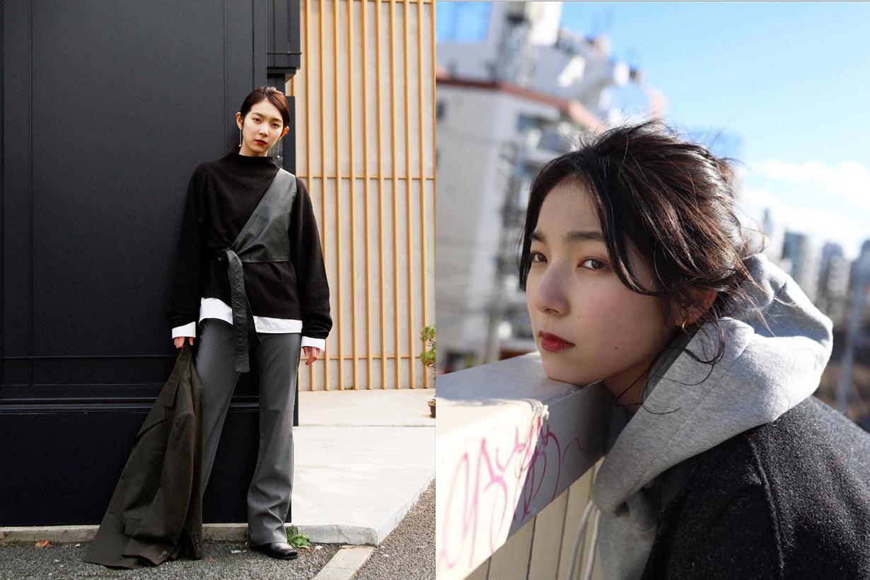 這 3 招學起來,跟著日本 Model 完美演繹日常的中性穿搭!