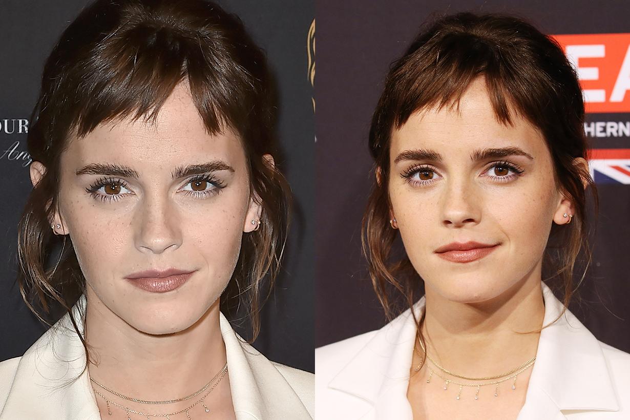 Emma Watson hair cut