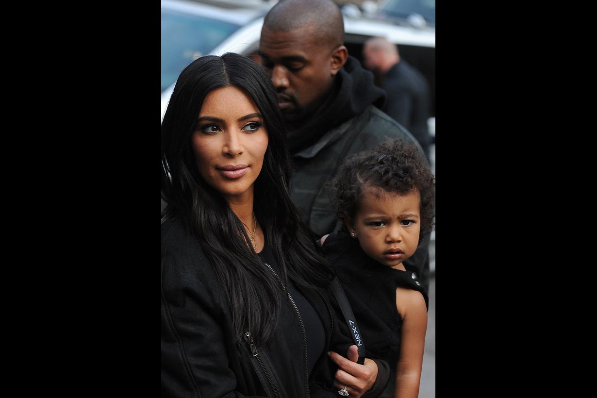 Kim Kardashian LV -2