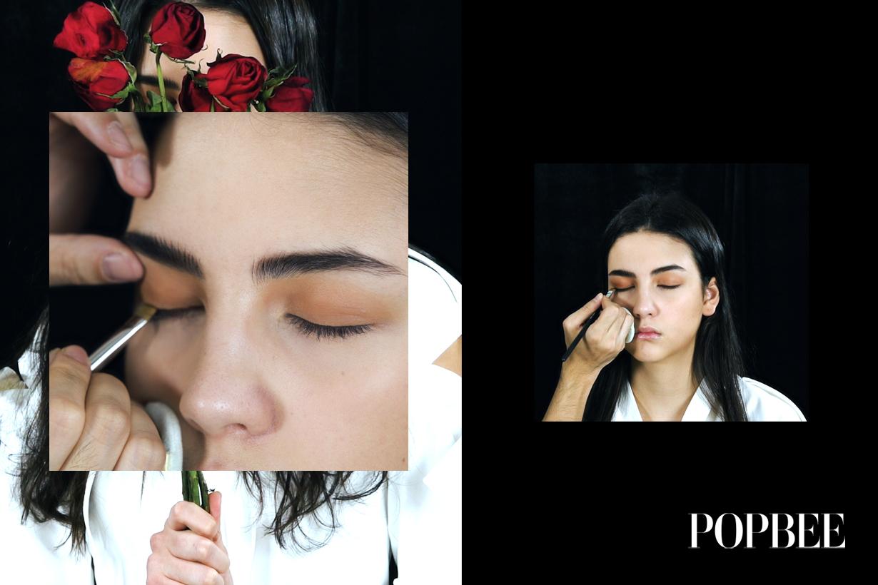 #POPBEE 專題 天生一張 厭世臉 讓人總覺得你沒精神 這個妝容就可以讓你展現專屬的亮麗氣質