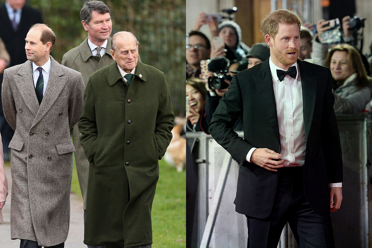 Prince Edward, Earl of Wessex Prince Philip, Duke of Edinburgh