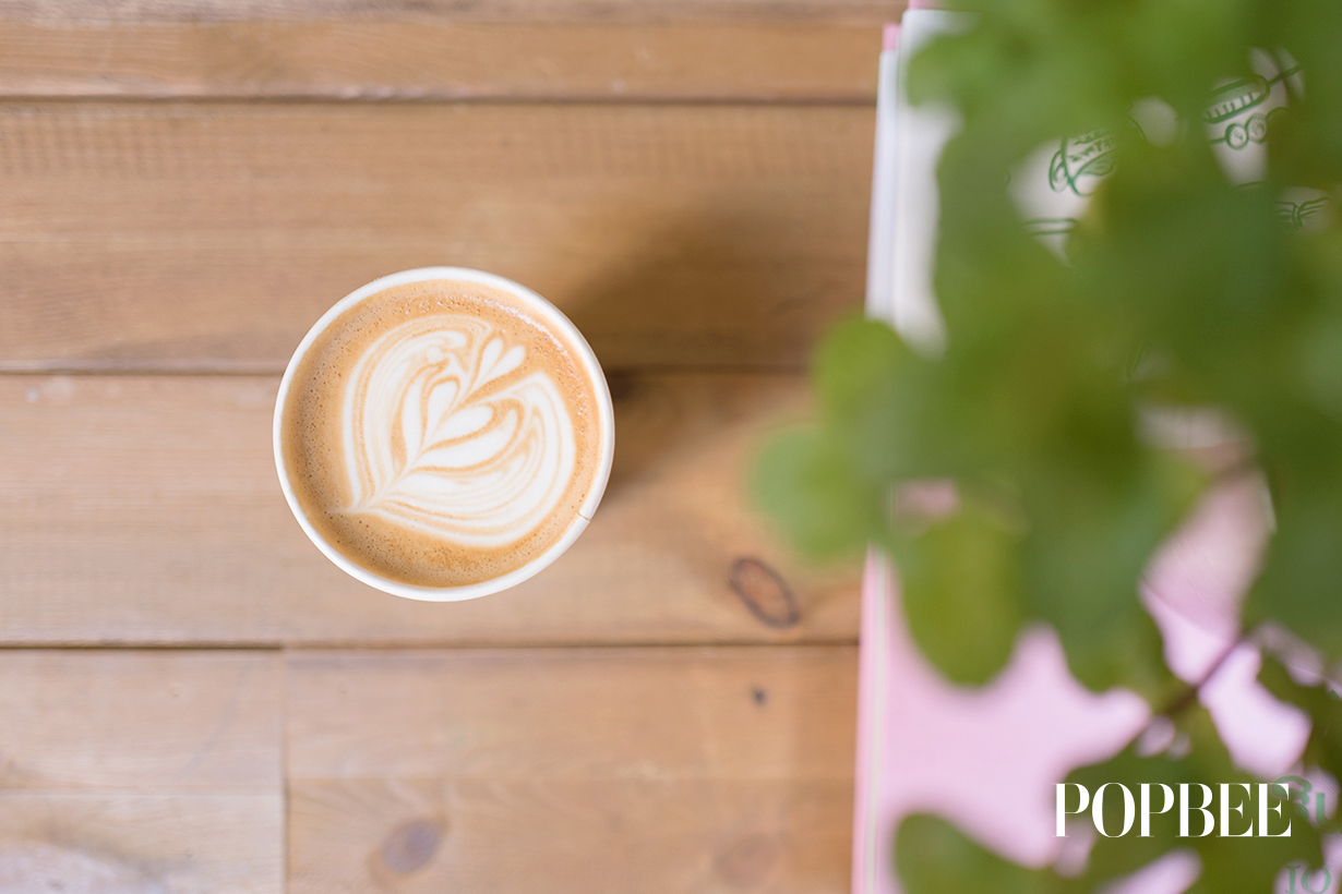 #POPSPOTS in HK 上環的 Coffee & Laundry 讓你靜靜享受洗衣時光