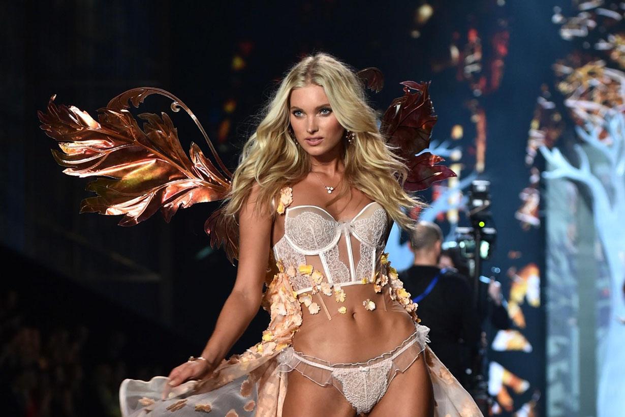 胸部不是性感的絕對因素 看完傳聞中 Victoria's Secret 天使的平均罩杯後 我更加贊同了