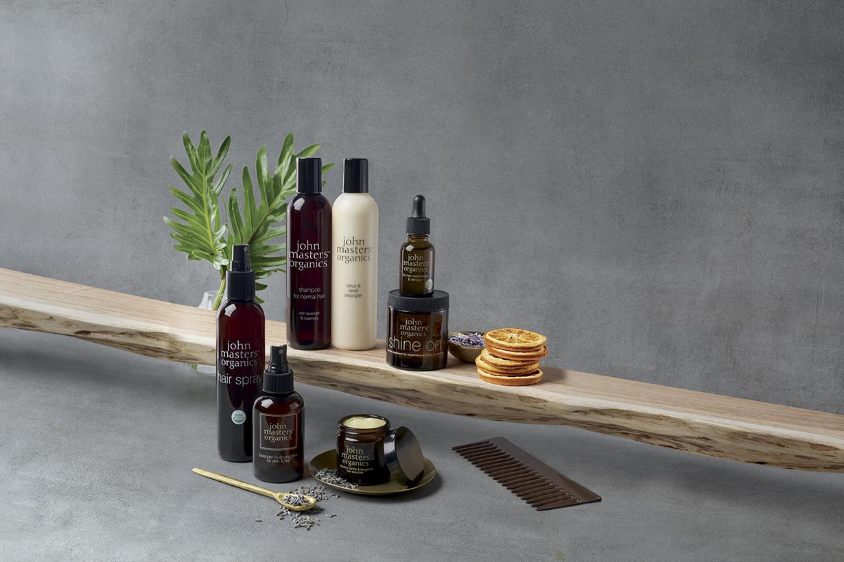 給生活更好的選擇來自紐約的高質有機美容品牌John Masters Organics 給你最天然的保養!