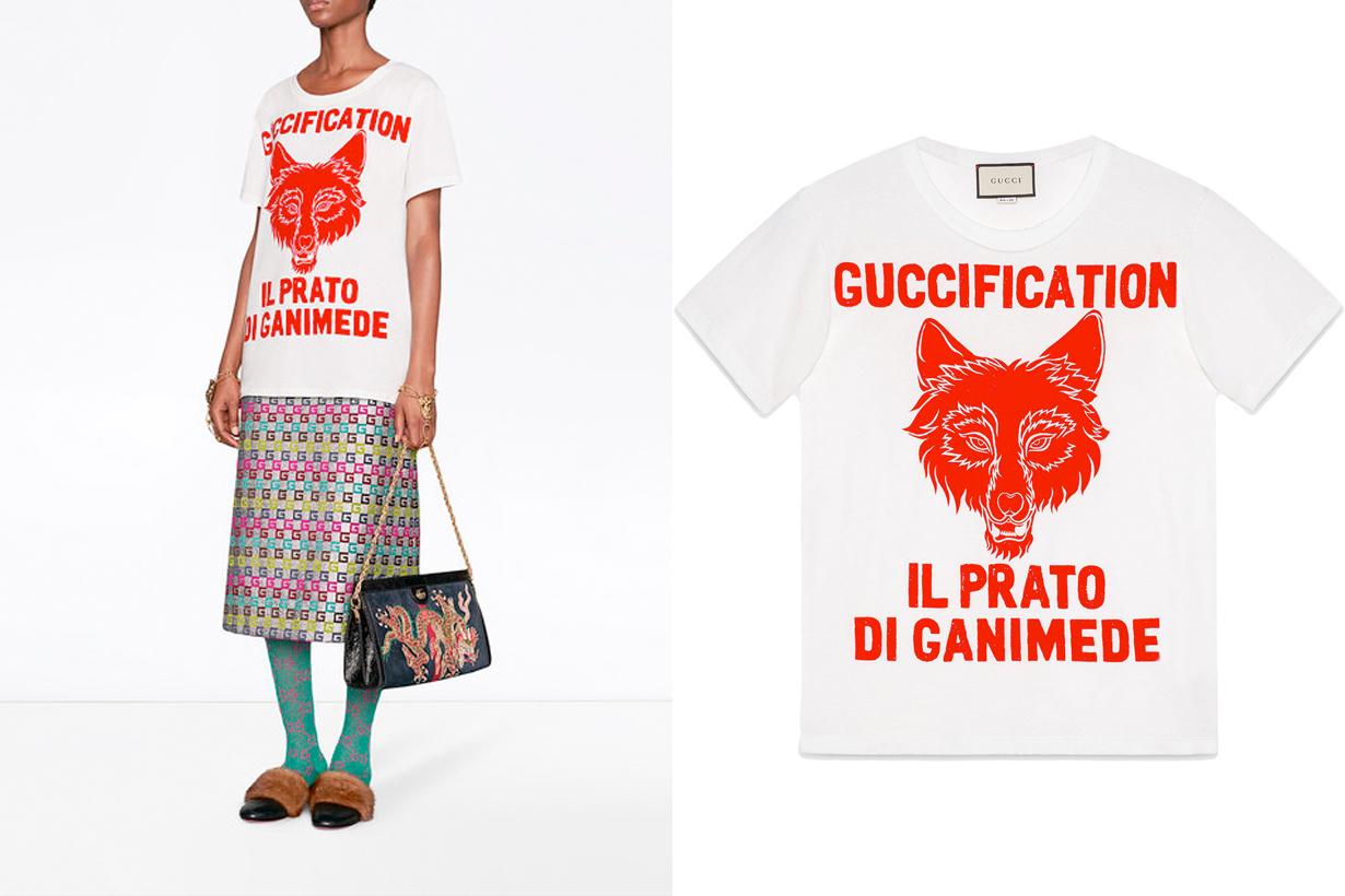 還記得去年當紅的 Gucci Logo Tee 嗎 今年春夏新選擇已悄然上架