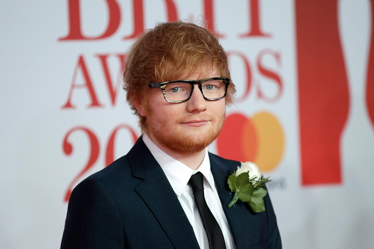 Ed Sheeran cover