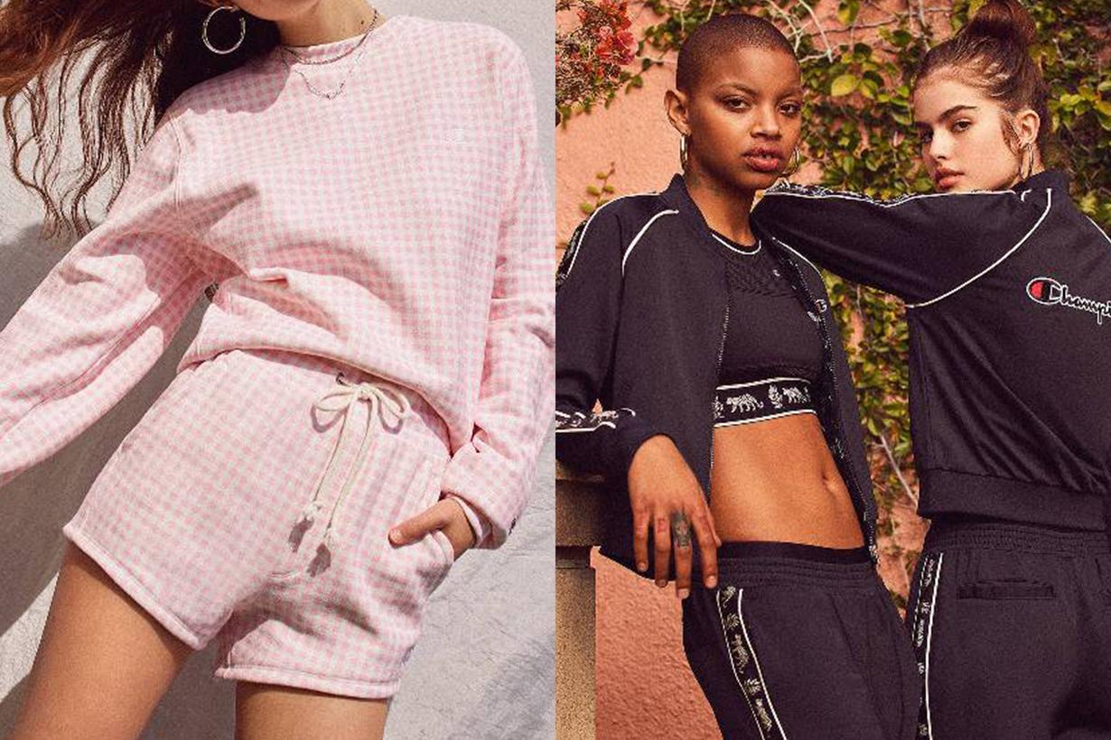 Selena Gomez 最愛的復古裙品牌 Harley Viera Newton HVN 和 Champion 聯名 讓街頭風格也能很甜美
