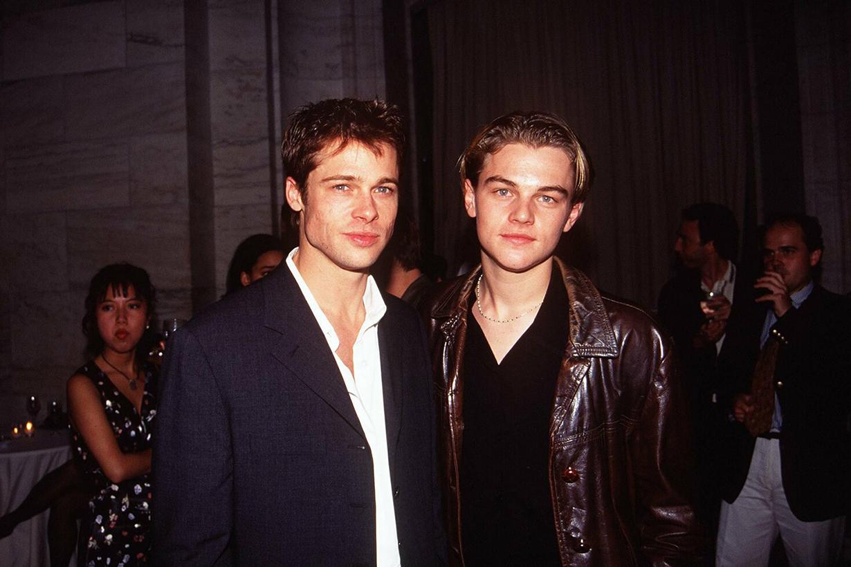 兩大帥哥的最新合作 Brad Pitt Leonardo DiCaprio 將聯手主演這位導演的電影