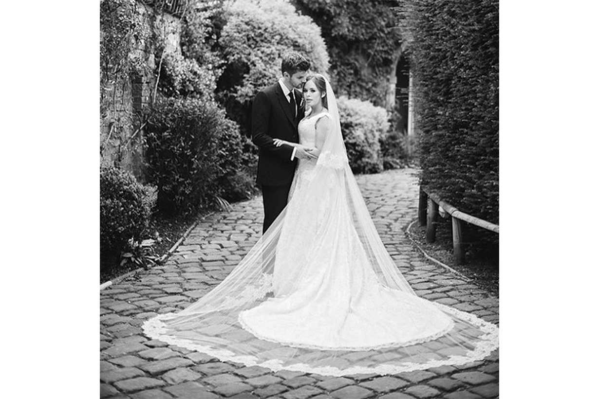 結婚原來有這麼多花樣?從華麗服飾到精緻細節 時尚博主們的婚禮令人看了目不轉睛