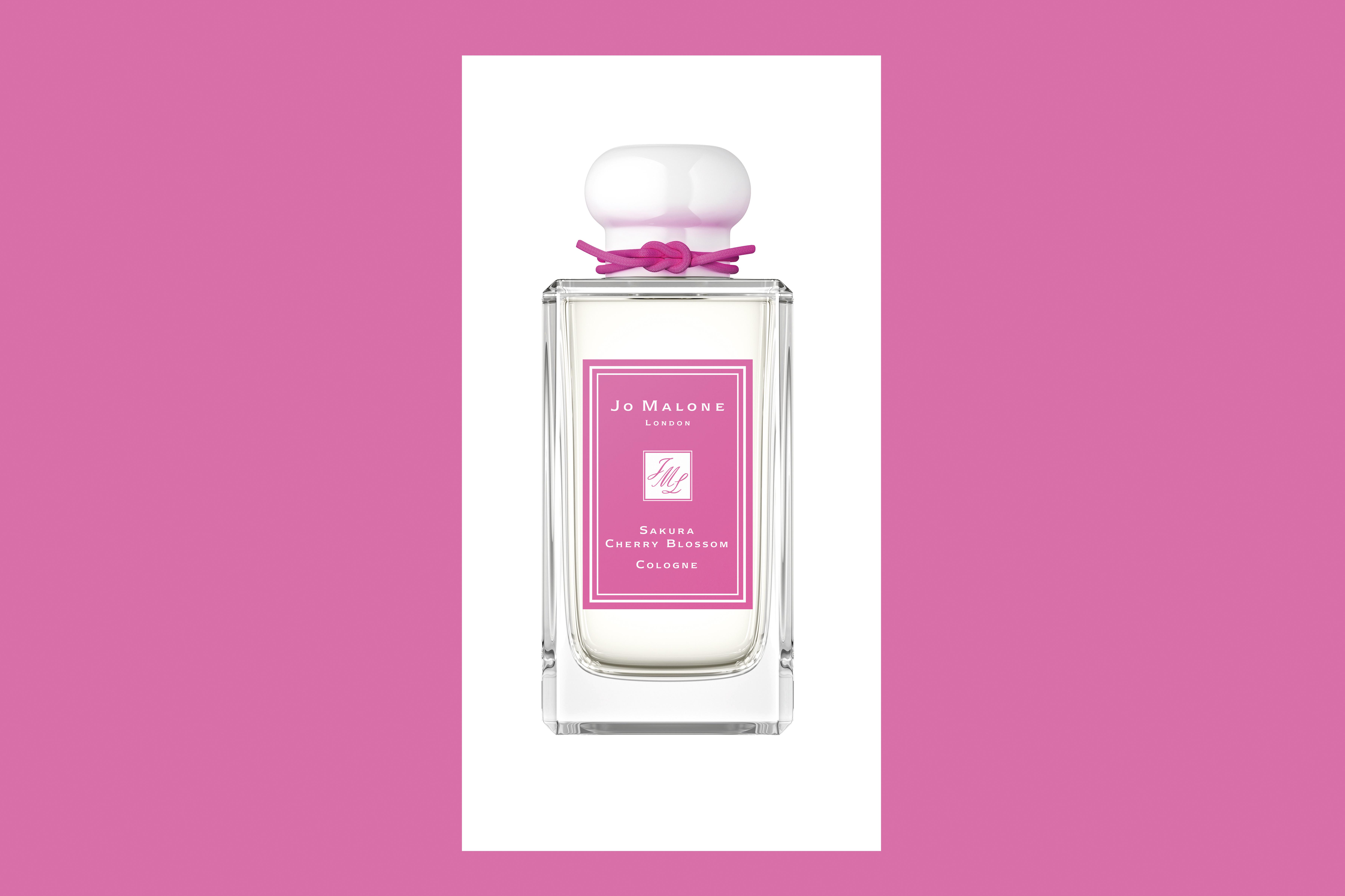 Jo Malone London 推出了限量版花香 Blossom Girls 花漾女孩系列 粉色的包裝是要擄走你的心