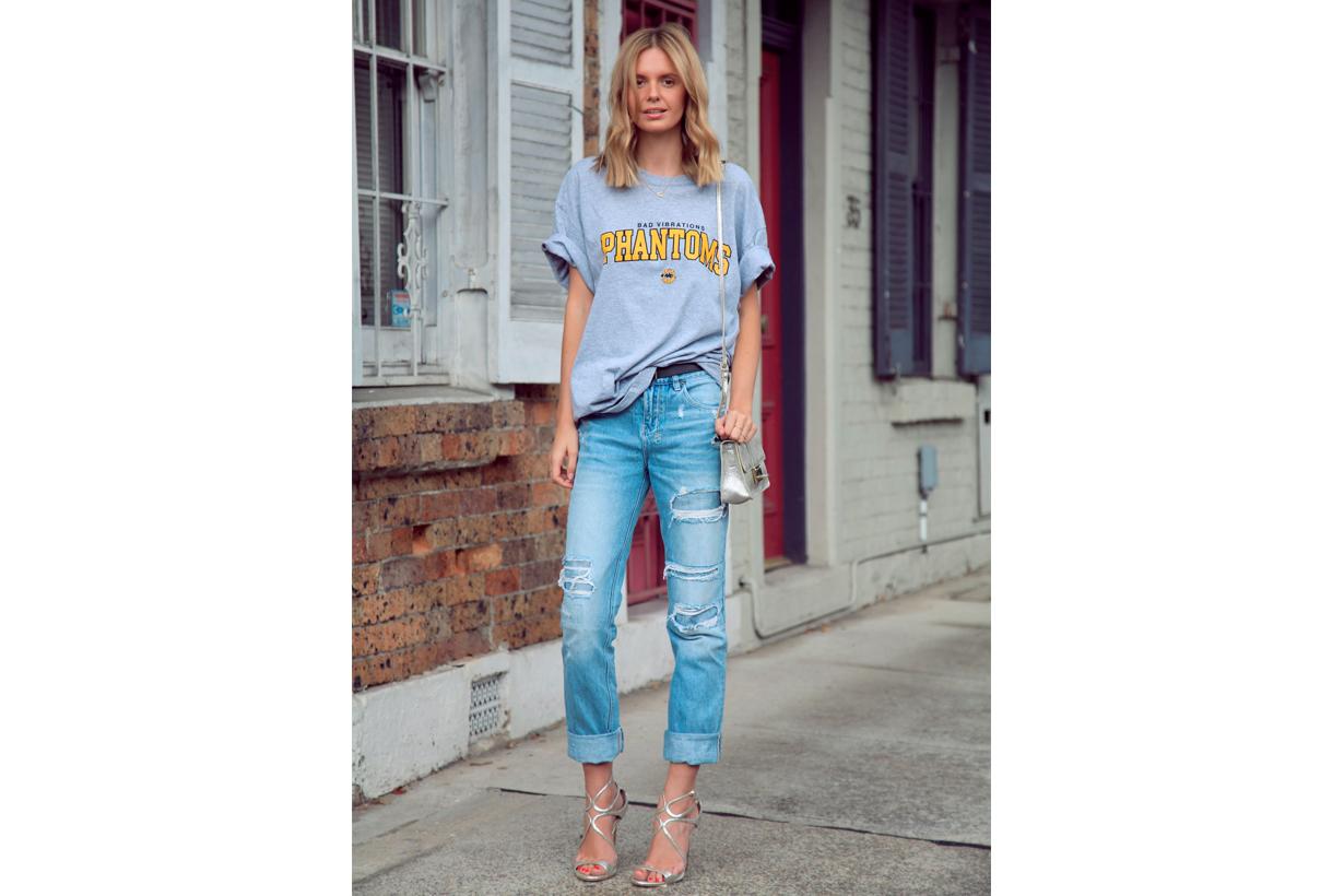 開始看膩 T-Shirt + 牛仔褲了嗎?試試這 5 樣單品能讓這套 Look 起死回生!