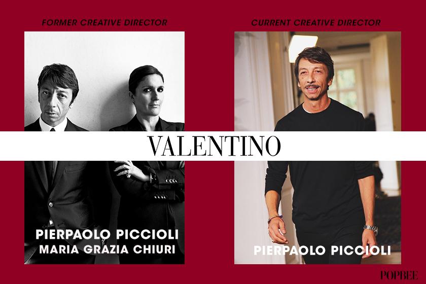 創意總監離職潮 10 大時尚品牌現任創意總監 CELINE Saint Laurent CHLOE Givenchy Burberry Gucci Valentino Dior Calvin Klein Balenciaga