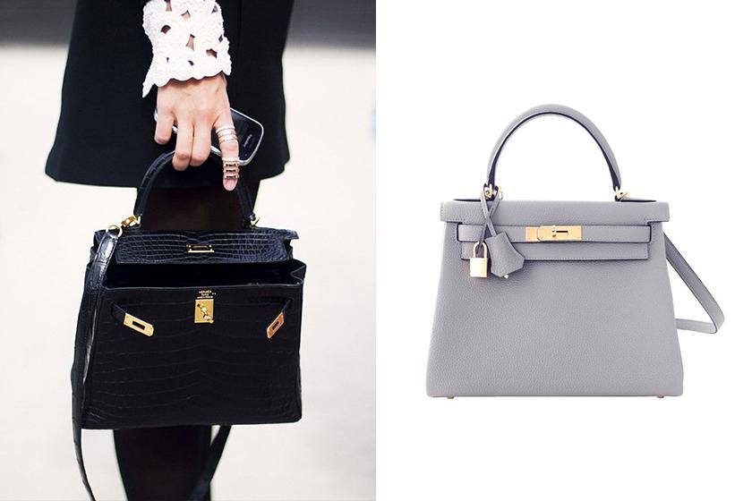 5 個值得投資的經典名牌手袋 Chanel  Classic Flap Bag Celine Class Box Lady Dior Fendi  Peekaboo  Hermes Kelly Bag