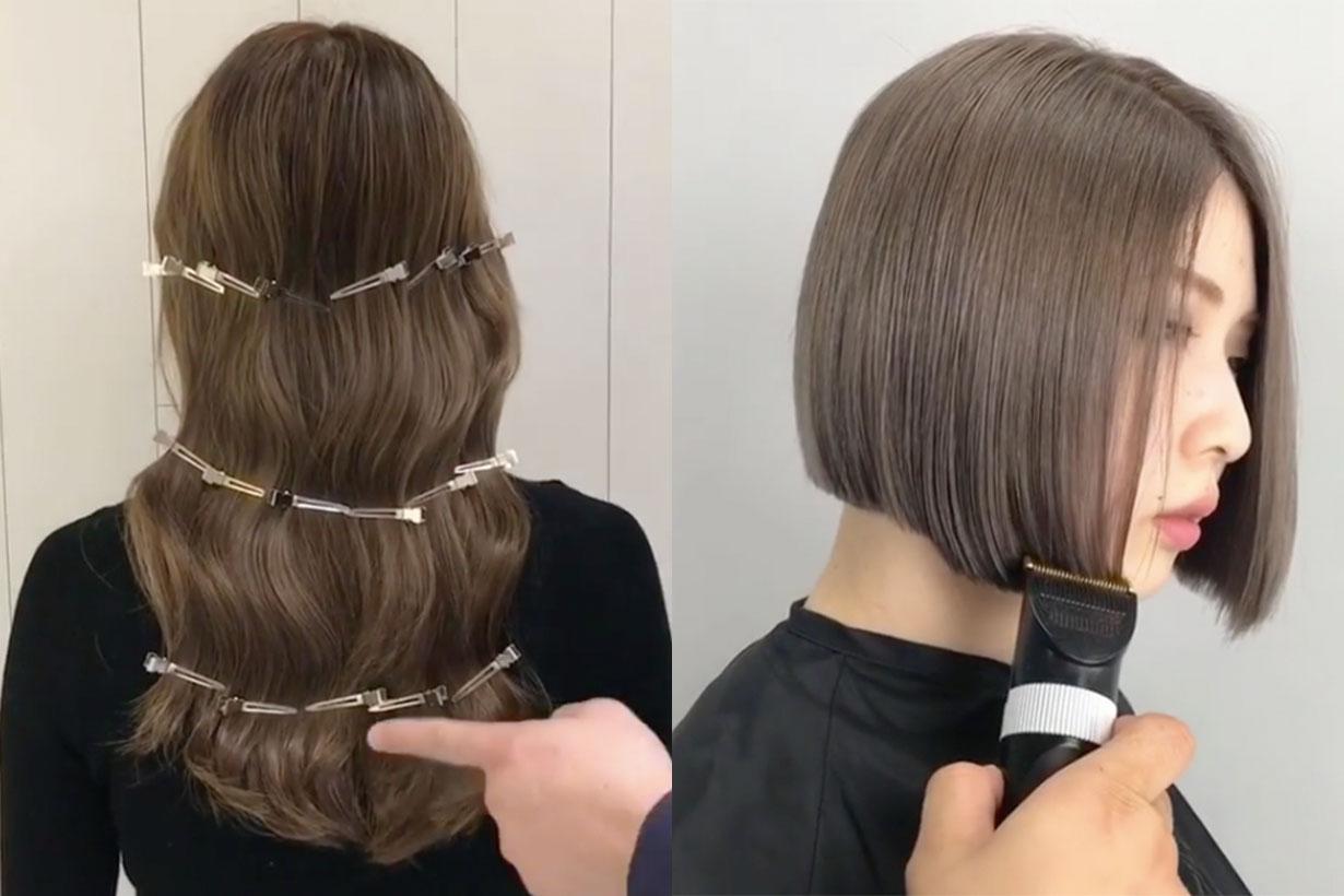 日本髮型師 Nobu