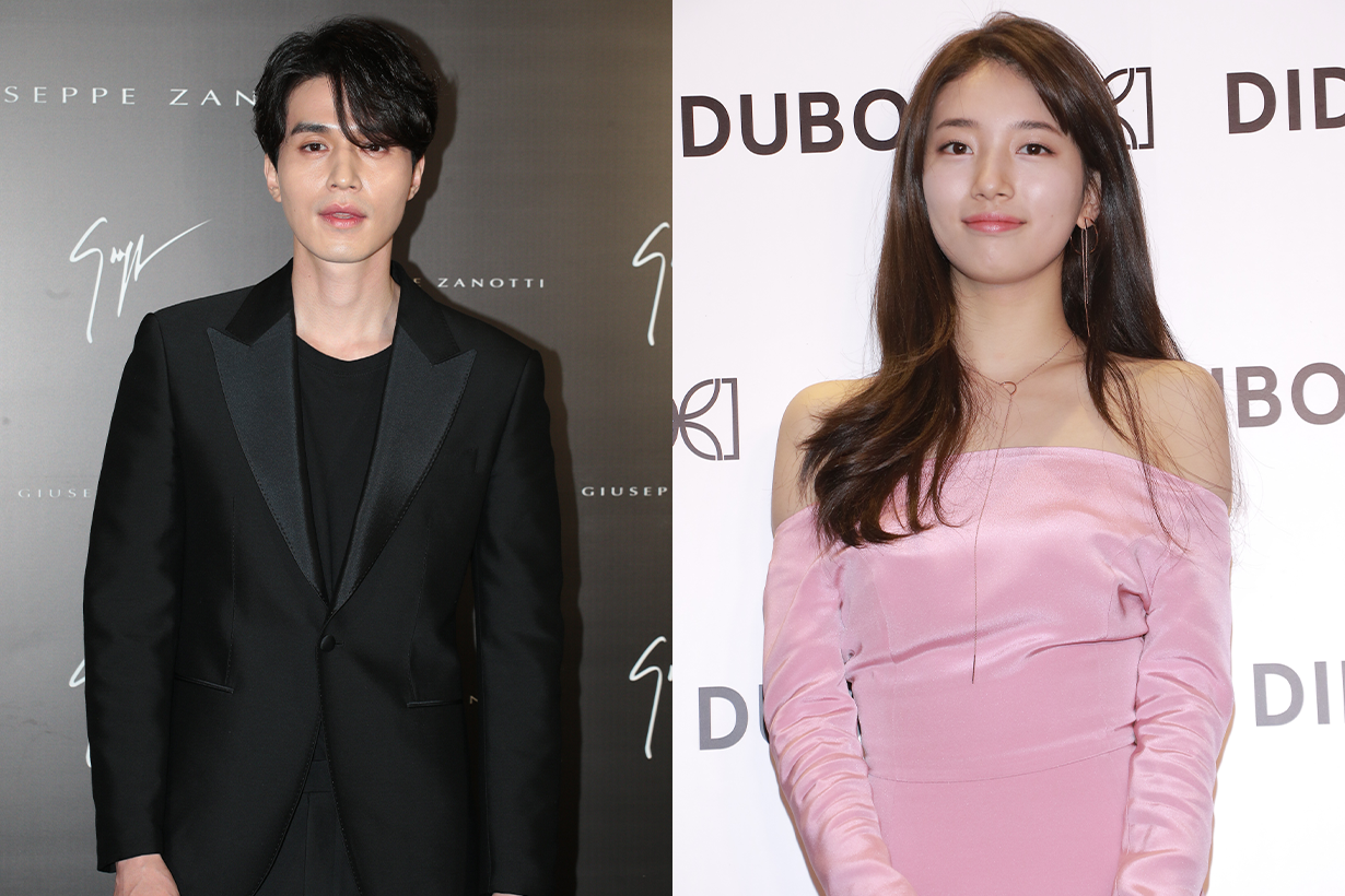 Lee Dong wook and suzy-1
