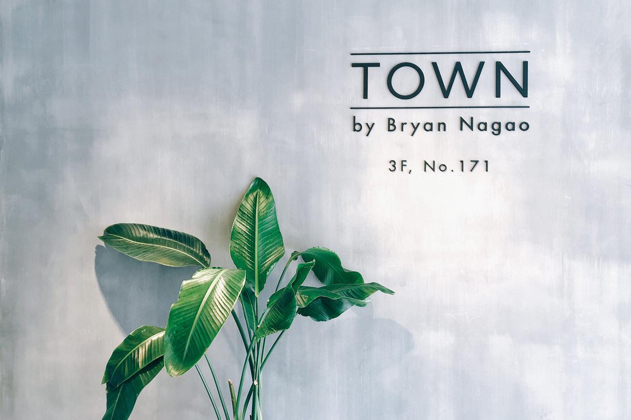 town by bryan nagao