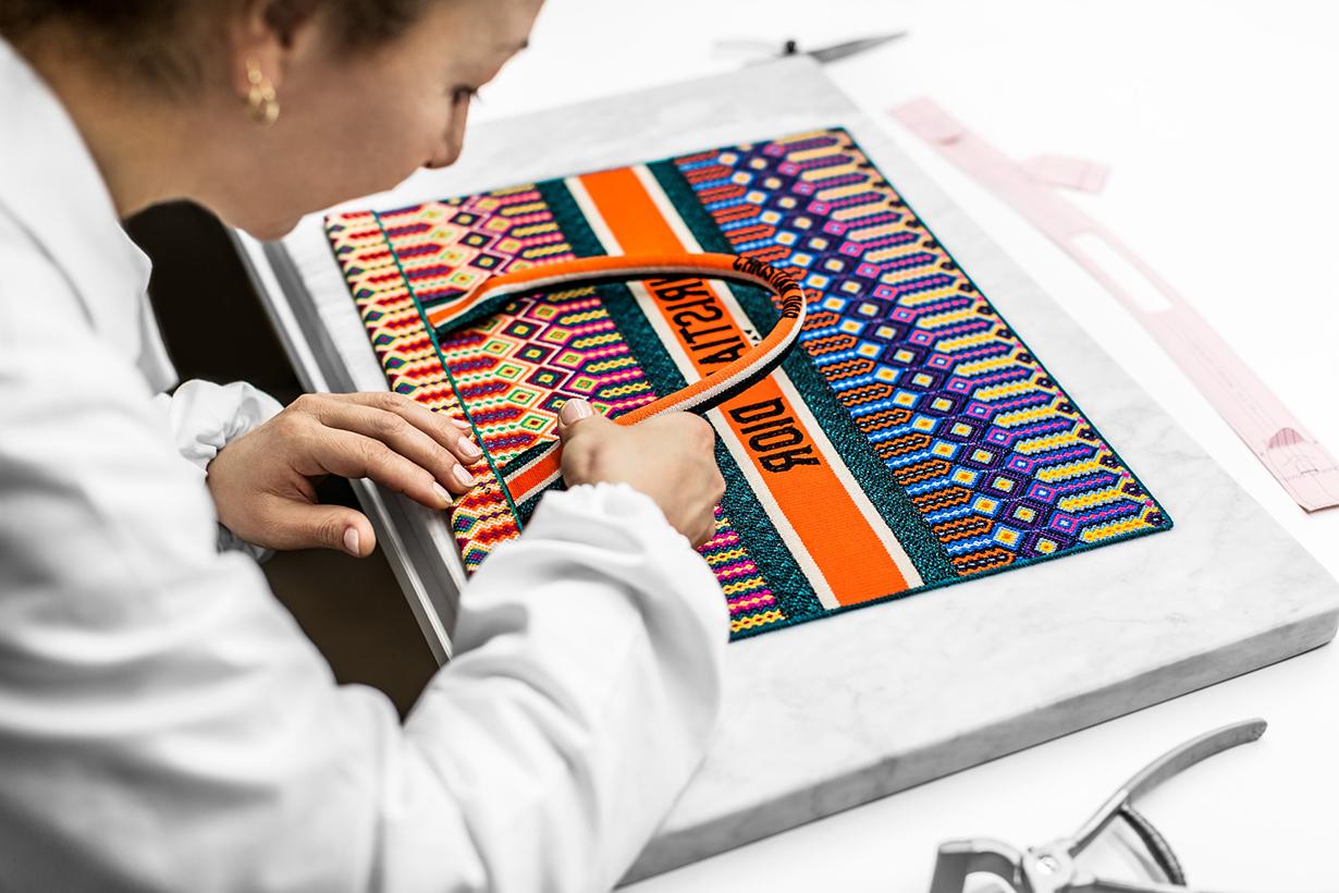 Dior 2018SS Book Tote Bag - The Next It Bag