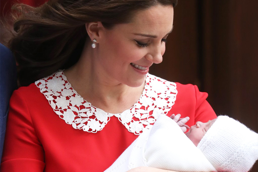 Kate Middleton royal-baby-name-announcement
