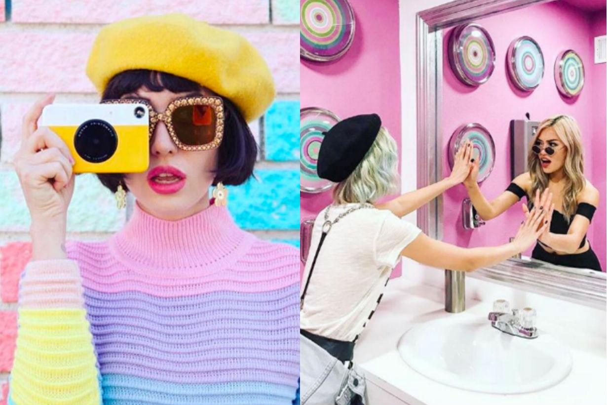 The Museum of Selfies 自拍博物館開幕,除了打卡還能學到自拍的歷史沿革!