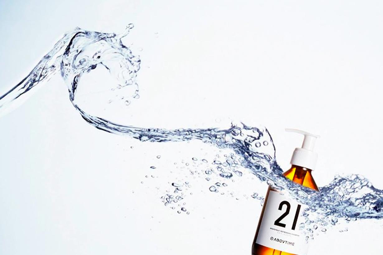 abovtime taiwan mit fragrance brand shampoo
