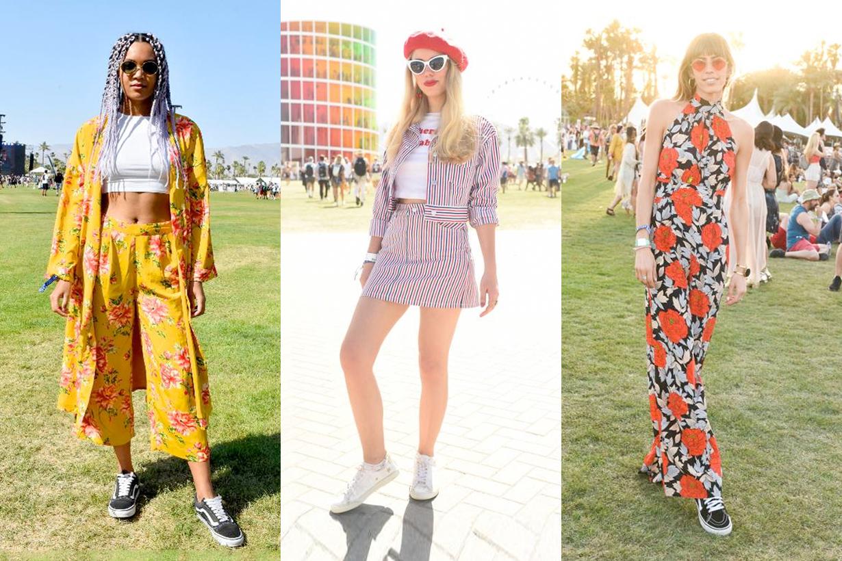 從 Coachella 看 2018 年音樂季穿搭要點,讀完這篇給你滿滿的夏天衣著靈感!