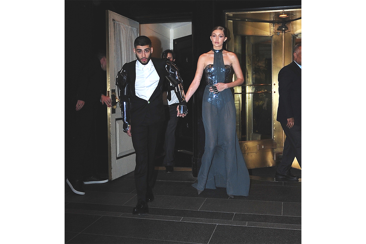 gigi hadid and Zayn Malik love -1