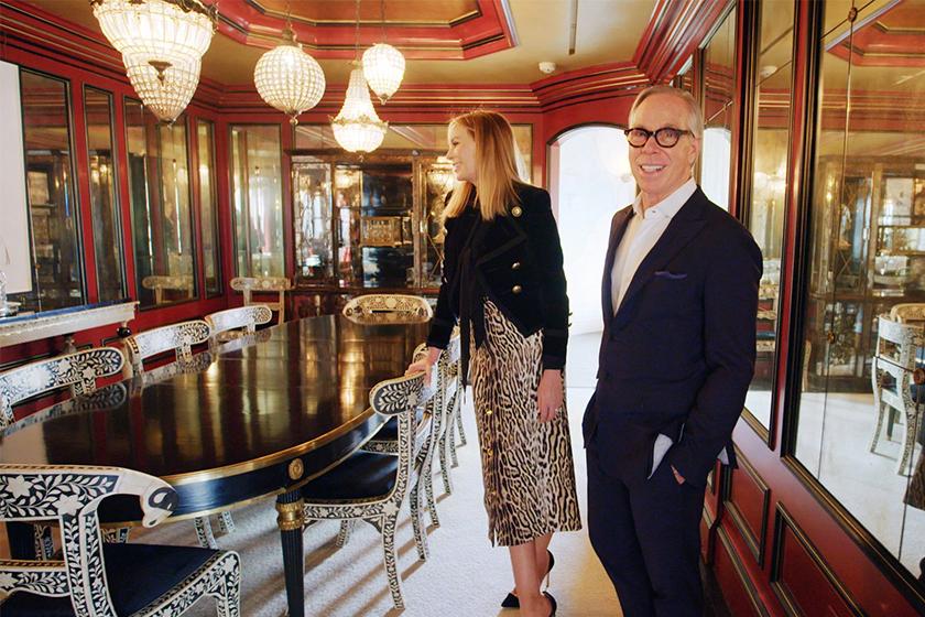 Tommy Hilfiger價值 $5000 萬美元的紐約豪宅