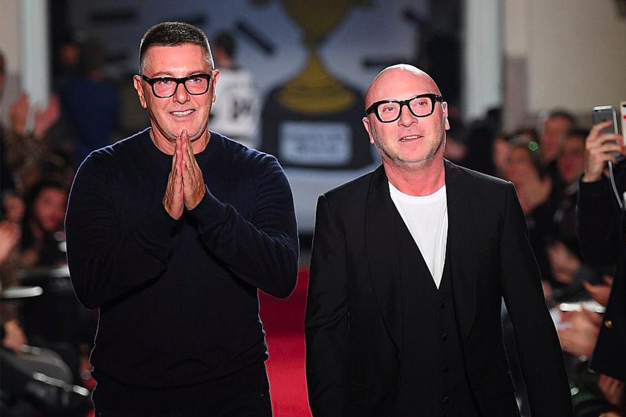 Dolce&Gabbana:「若我們死去,品牌也會同樣地消失」
