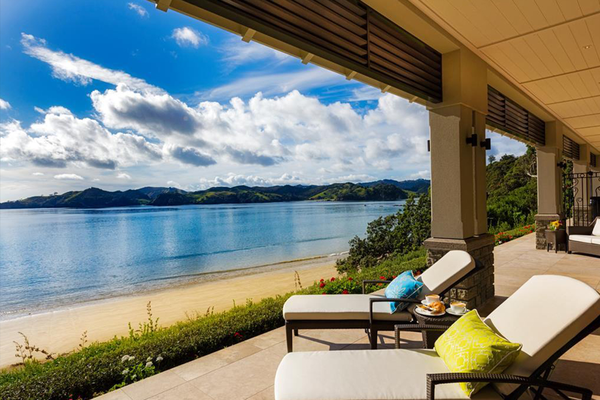 Helena Bay Lodge, North Island, New Zealand