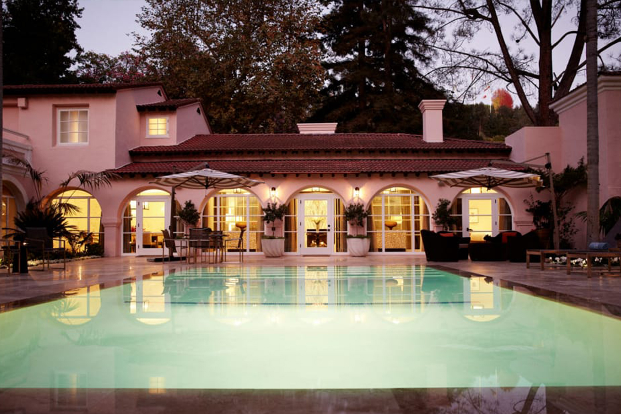 Hotel Bel-Air, the Dorchester Collection, Los Angeles