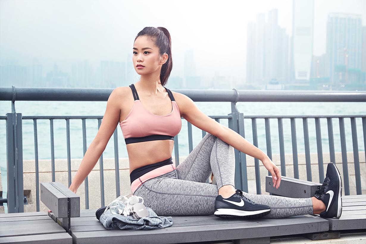空姐 、 三項鐵人運動員 Janet Tse 謝琬婷