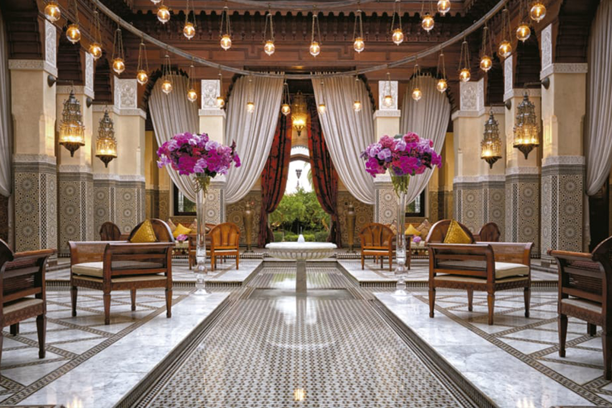 Royal Mansour, Marrakech 2