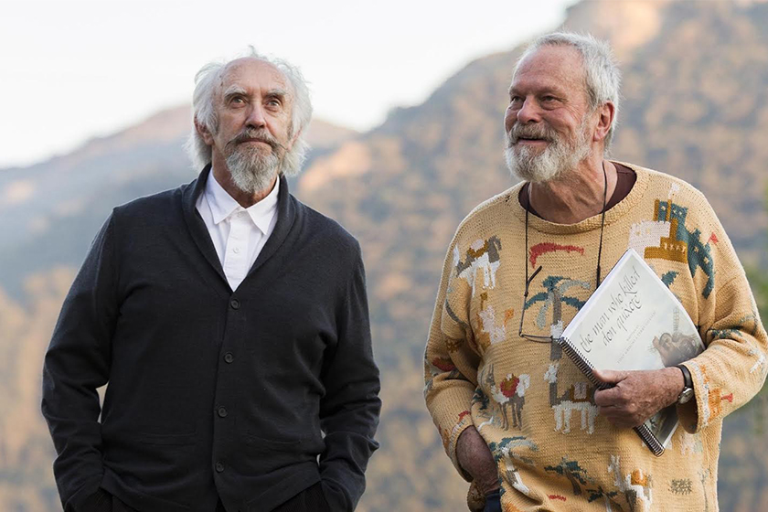 The Man Who Killed Don Quixote Terry Gilliam Movie