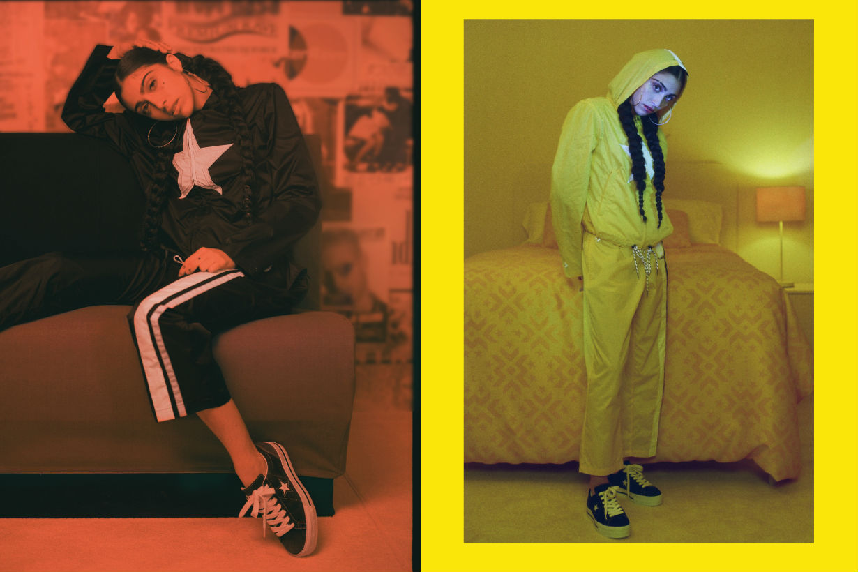Converse MadeMe 90 trends cool girl