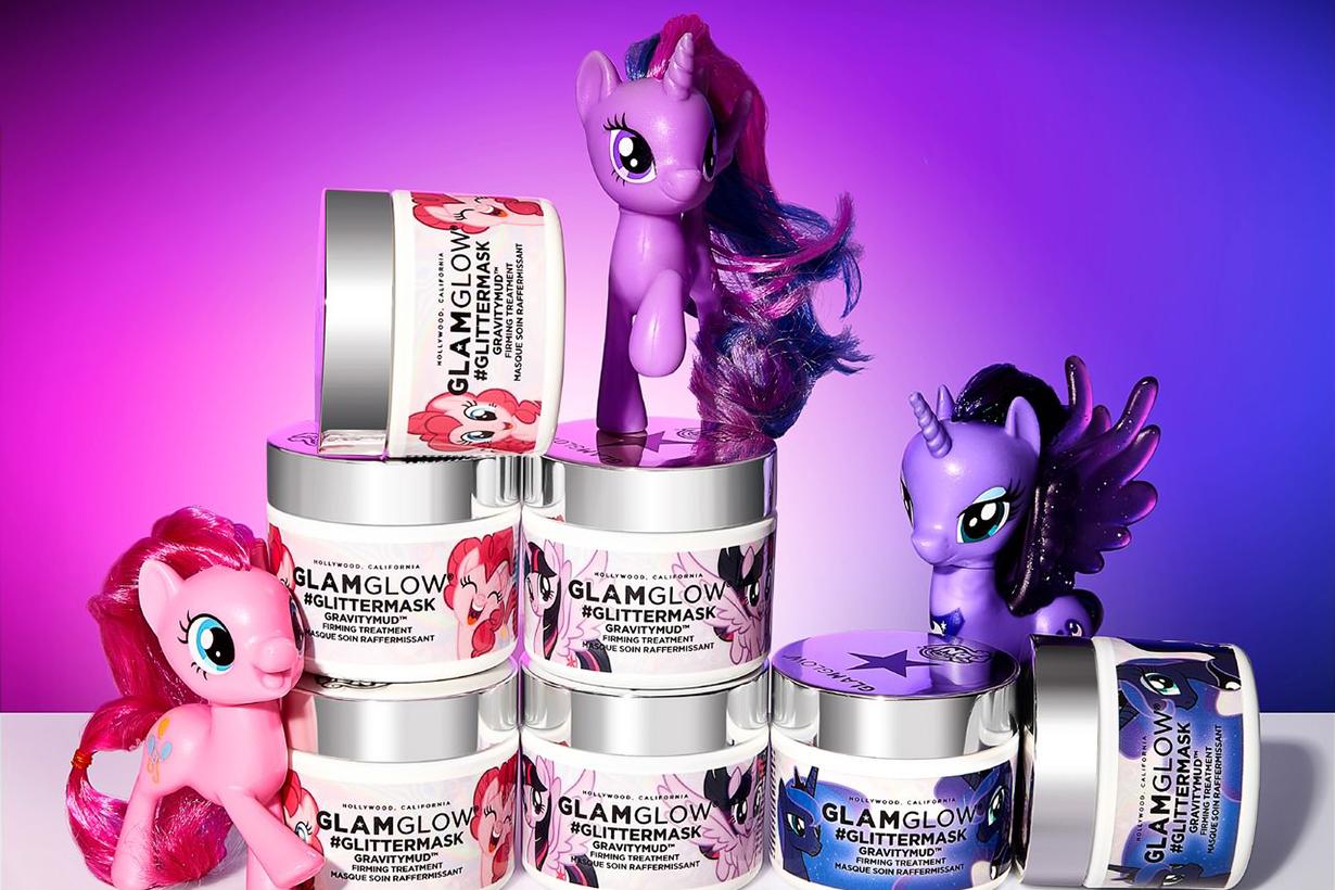 Glamglow x My Little Pony GLITTERMASK