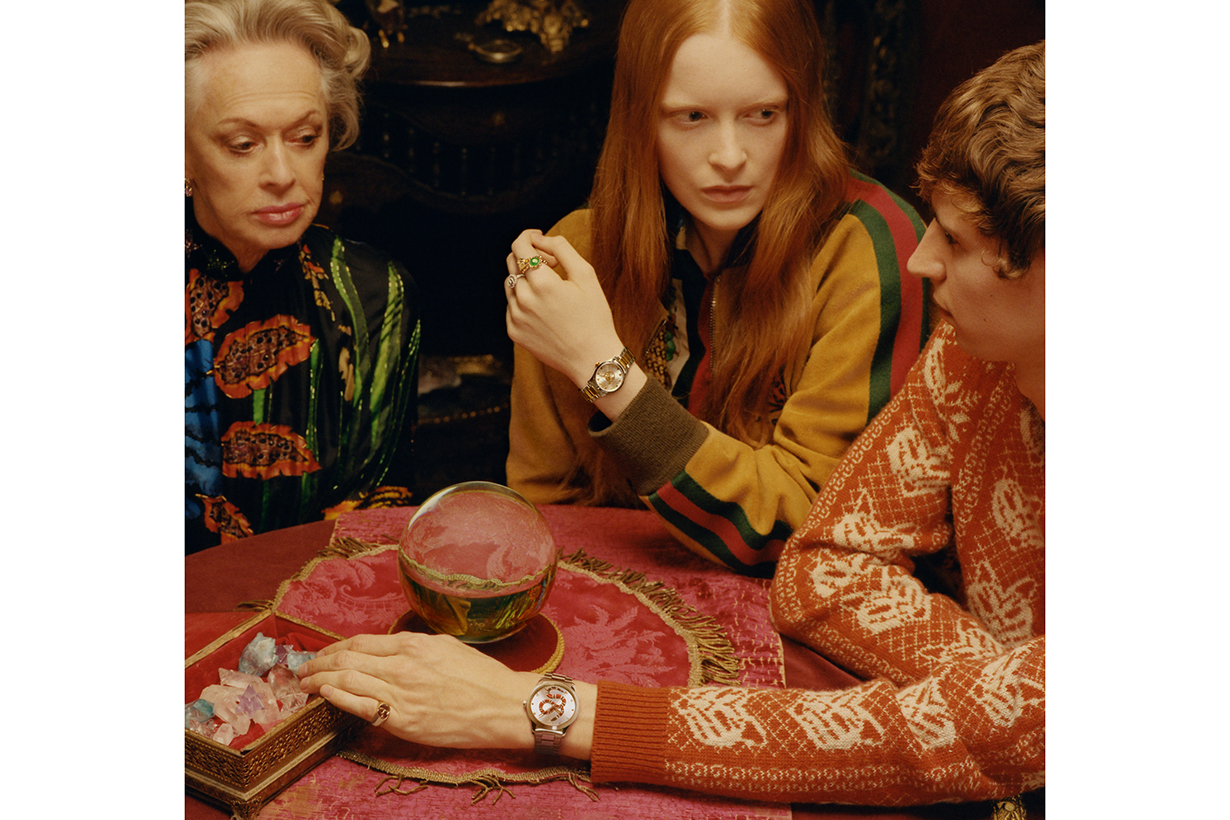 gucci the fortune teller accessories