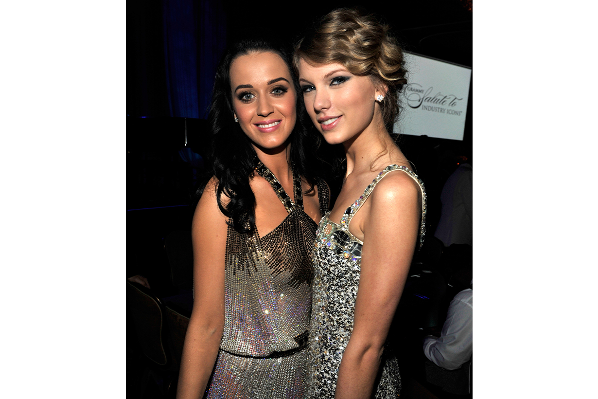 Katy Perry and Taylor Swift-1