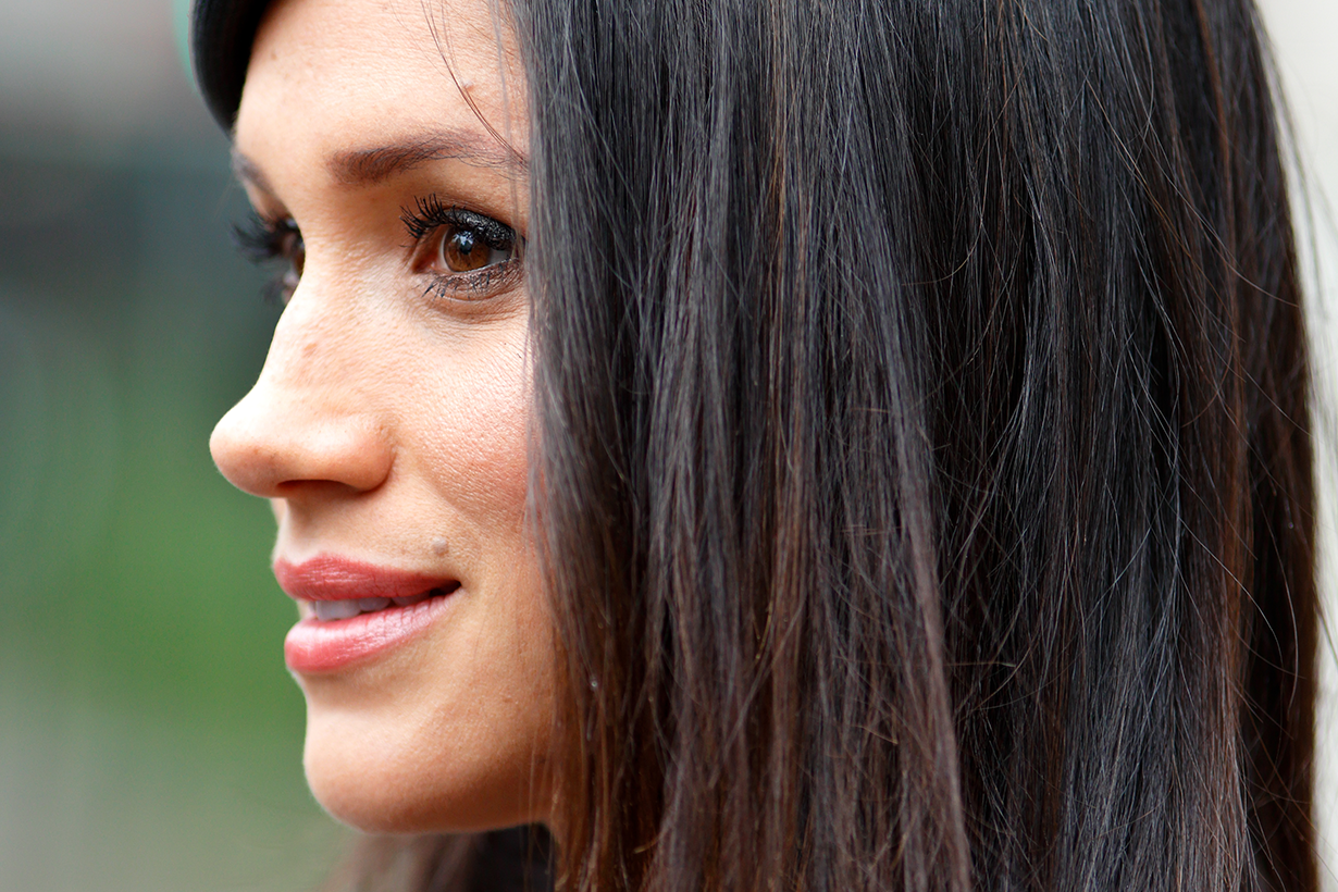 Meghan Markle's Nose -2