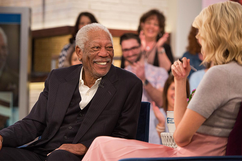 morgan freeman accused inappropriate behavior