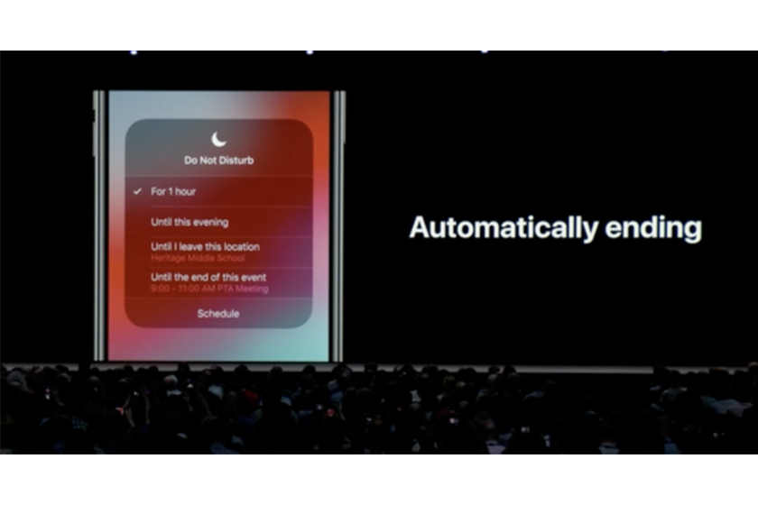 Apple WWDC 2018 iOS 12