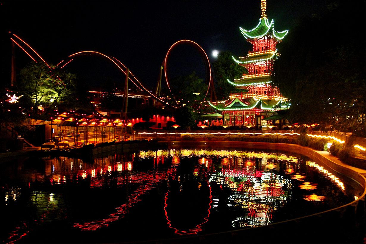 Tivoli Garden china town 3
