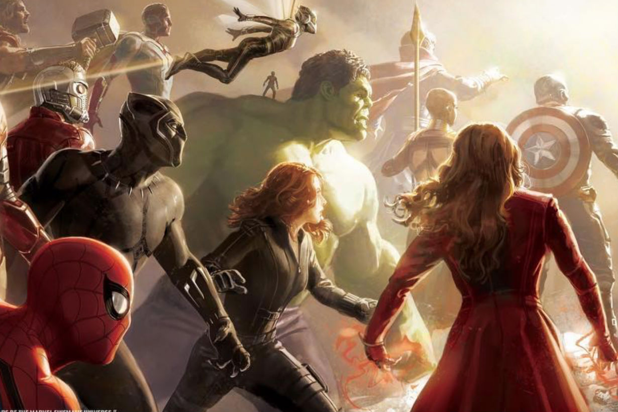 你的内裤拯救了世界_復仇者聯盟4 電影片段外洩:拯救世界的關鍵竟是 Ant-Man!