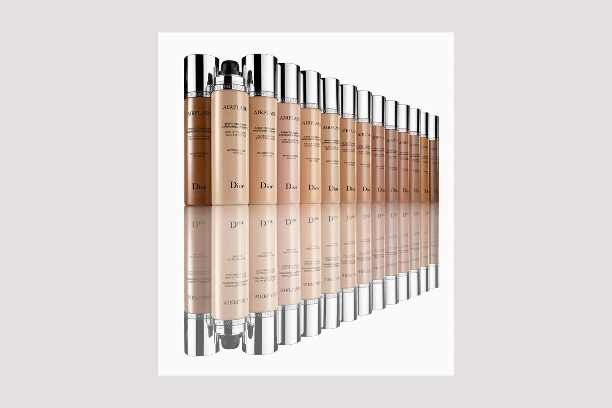 Dior Beauty Dior Airflash Spray Foundation new makeup