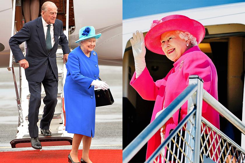 Queen Elizabeth Travel Essentials
