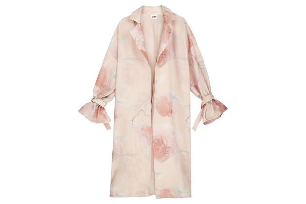 Asos X Hello Kitty Collection Coat