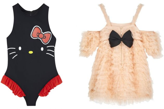 Asos X Hello-Kitty Collection Switsuit and Dress