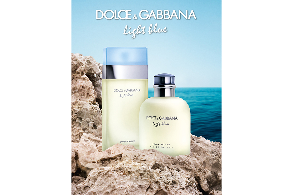 Dolce & Gabbana Light Blue Collection