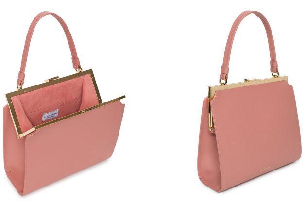 Mansur Gavriel Elegant Bag Hand Bag Pink