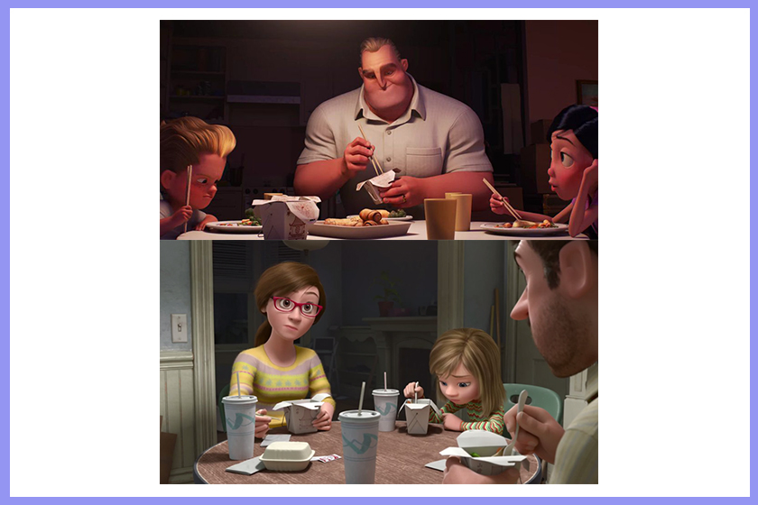 Incredibles 2 Easter Eggs