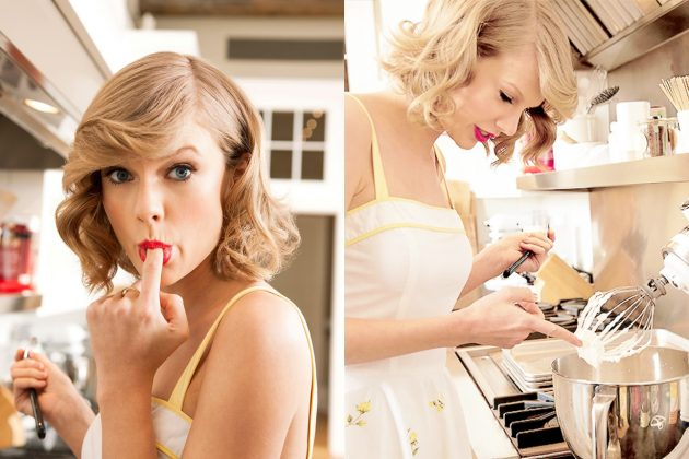 Taylor Swift Cook